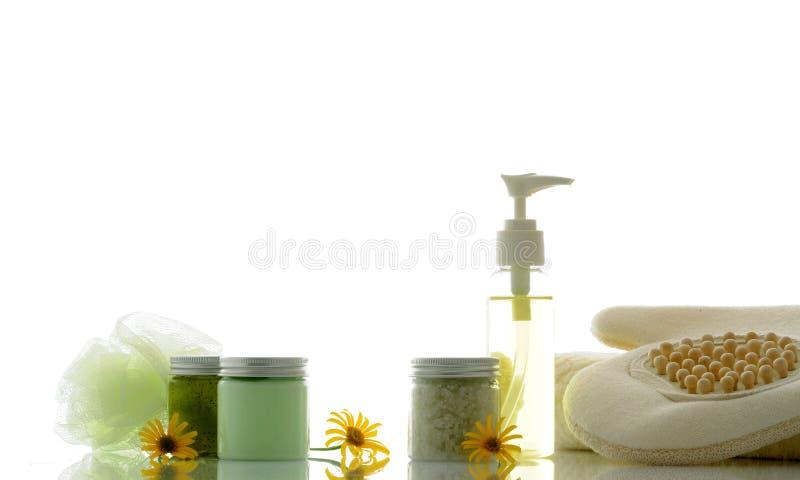 Produits de Bodycare images stock
