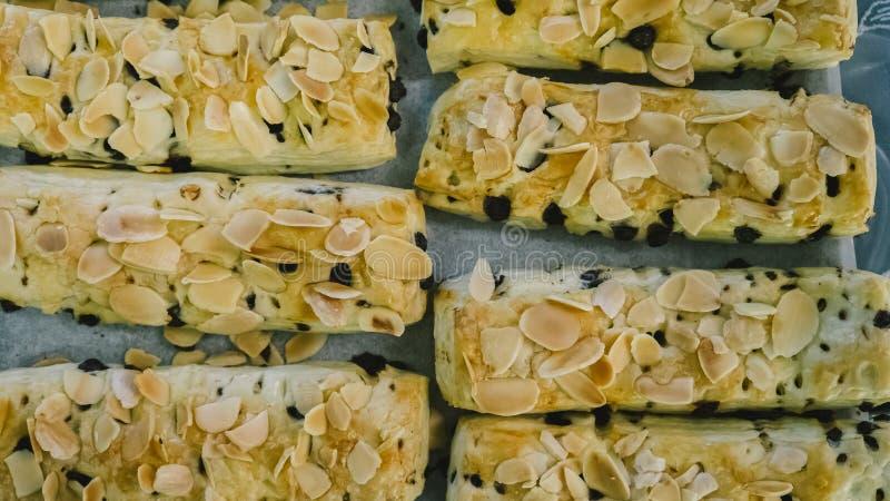 Produits de boulangerie dans la boutique photo stock