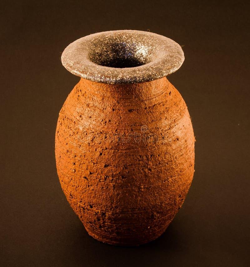 Produits en céramique faits main de différentes catégories images libres de droits