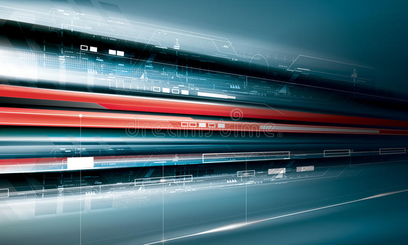 produkci futurystyczna technologia