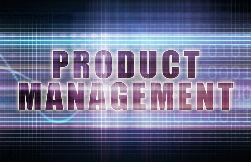 Produkt-Management stock abbildung