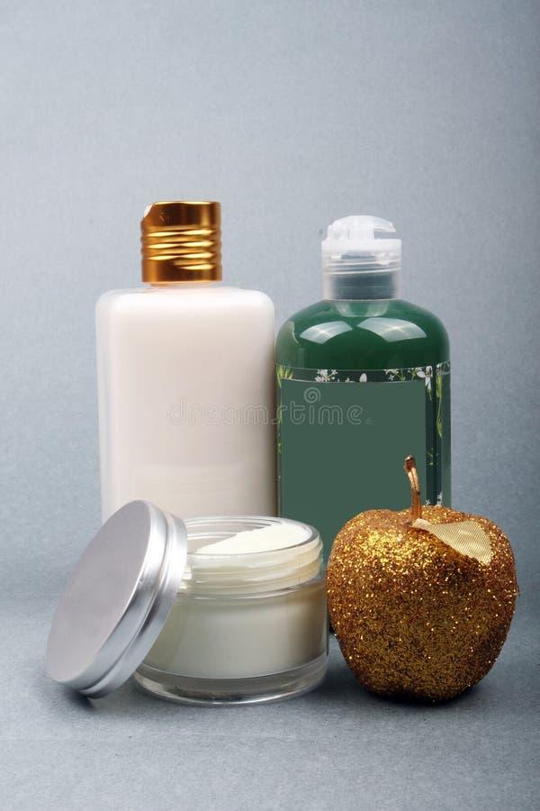 produktu kosmetyczny skincare obraz royalty free