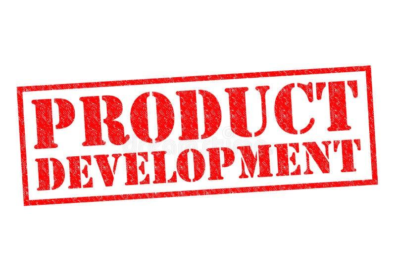 Produktutveckling stock illustrationer