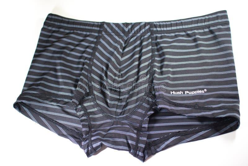 Produto disparado de Hush Puppies Innerwear imagens de stock royalty free