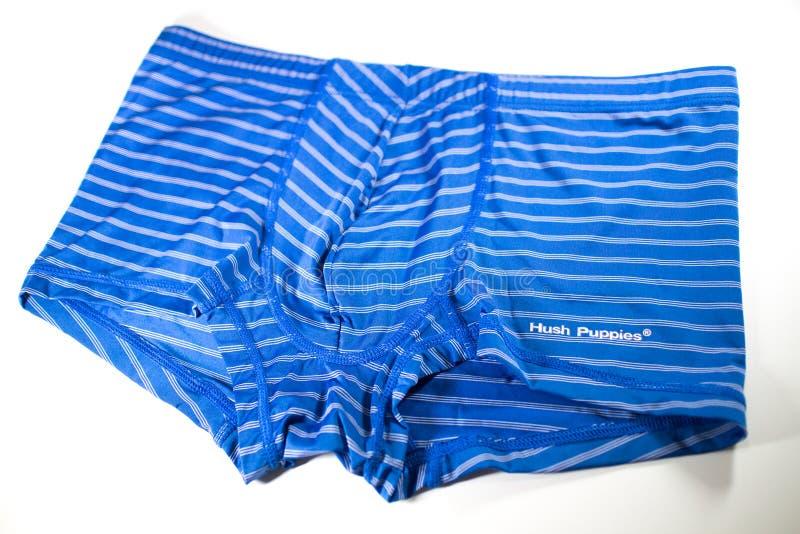 Produto disparado de Hush Puppies Innerwear fotografia de stock