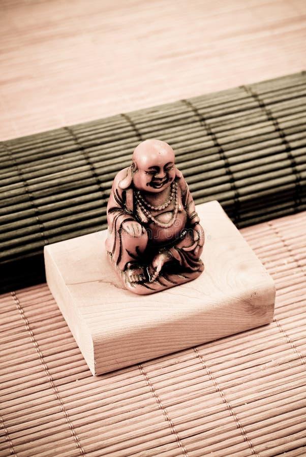 Produto manufacturado religioso de Buddha fotografia de stock
