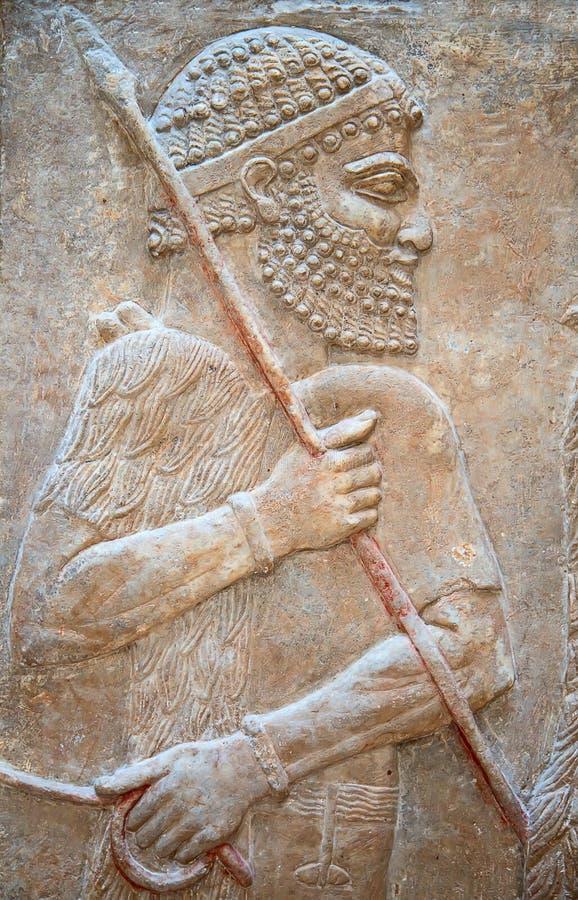Produto manufaturado Sumerian foto de stock royalty free