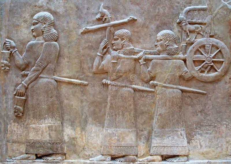 Produto manufaturado Sumerian imagens de stock royalty free