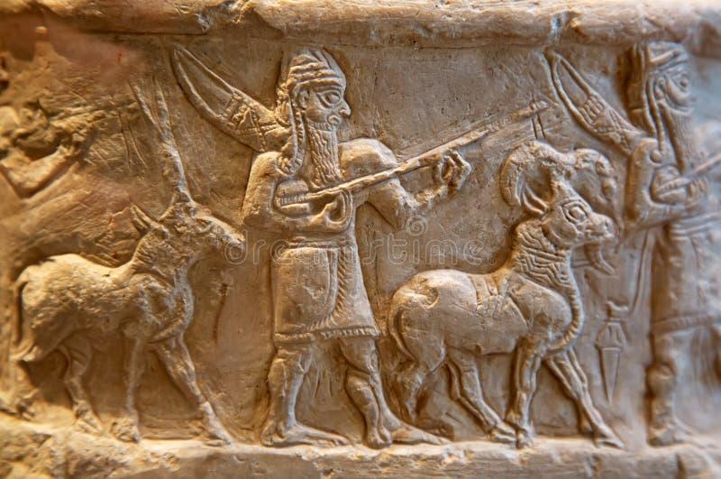 Produto manufaturado Sumerian imagens de stock
