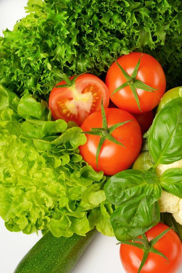 Produto-vegetais frescos de vegetables fotografia de stock royalty free