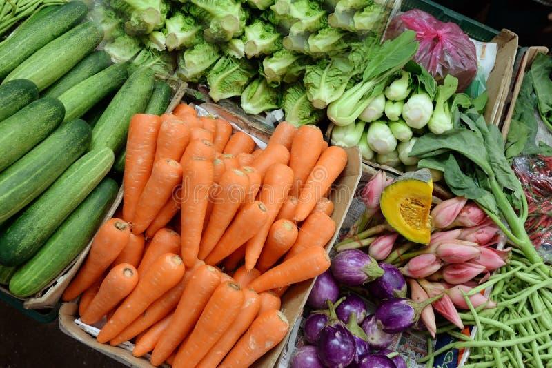 Produto-vegetais frescos de vegetables fotografia de stock