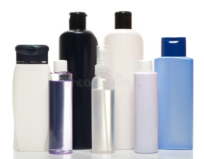 Produtos da saúde e de beleza fotos de stock
