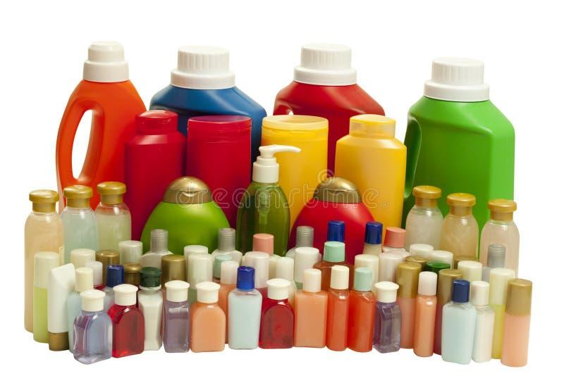 Produtos de higiene fotos de stock