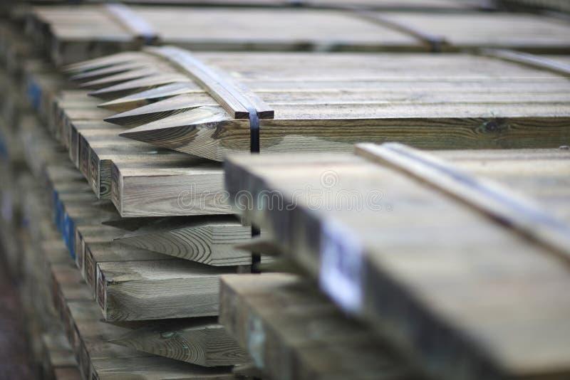 Produtos de madeira fotos de stock royalty free
