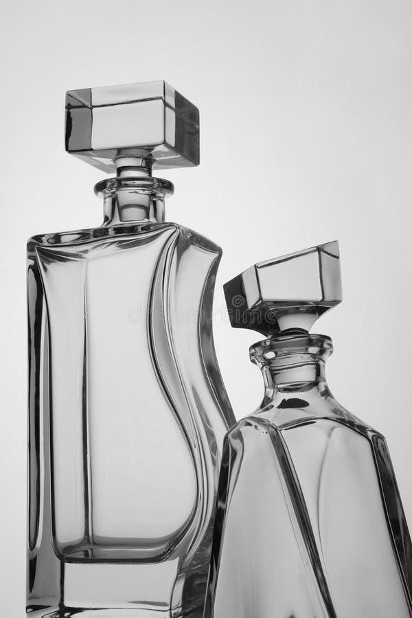 Produtos vidreiros fantásticos fotos de stock
