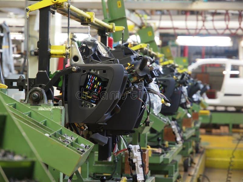 Produzione 2 dell'automobile fotografia stock libera da diritti