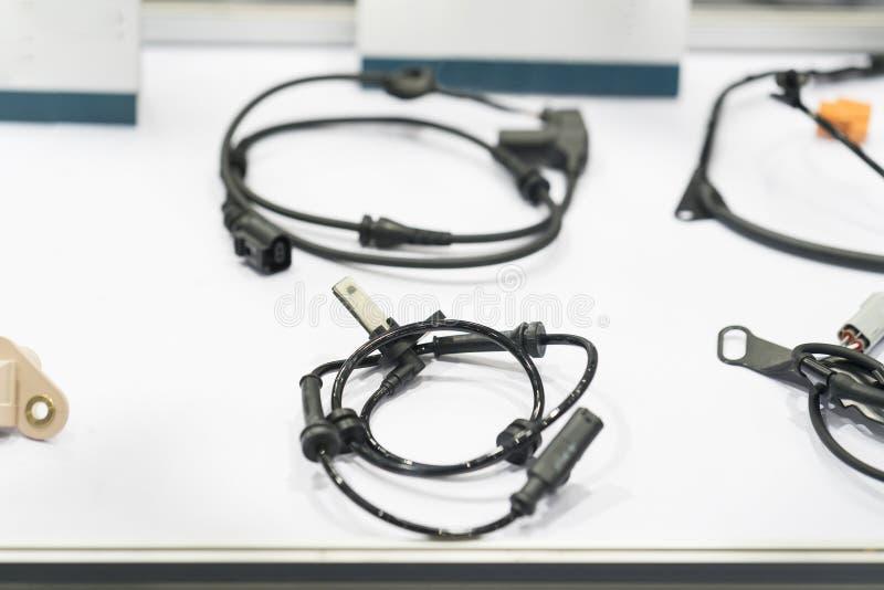 Produzione del sensore delle BS tramite tecnologia avanzata e ricerca tecnica fotografia stock libera da diritti