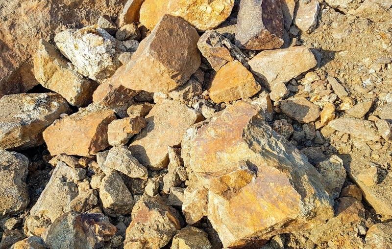 Produzione di grafite Contesto industriale Struttura del minerale immagini stock libere da diritti