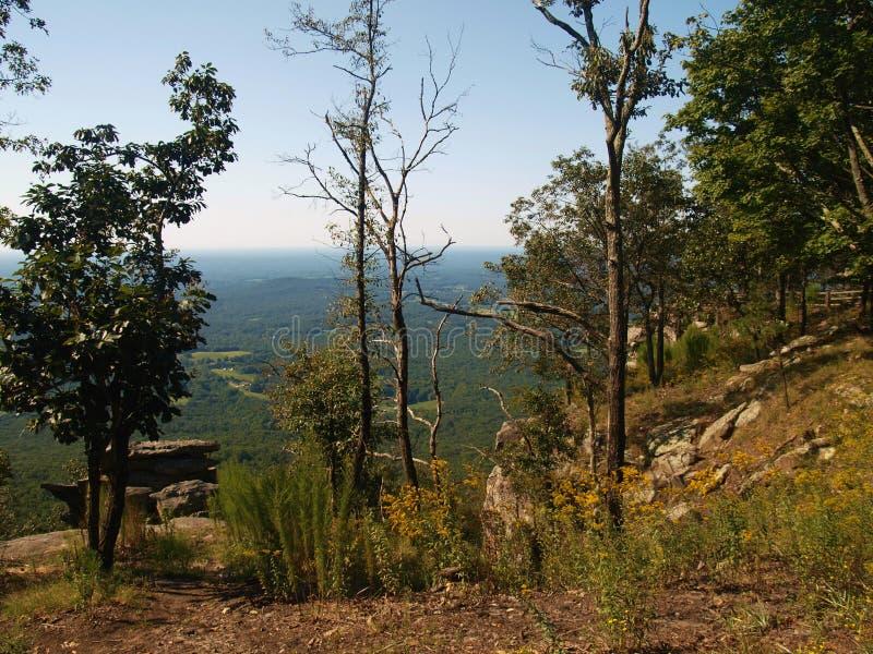 Proefmountain state park royalty-vrije stock fotografie