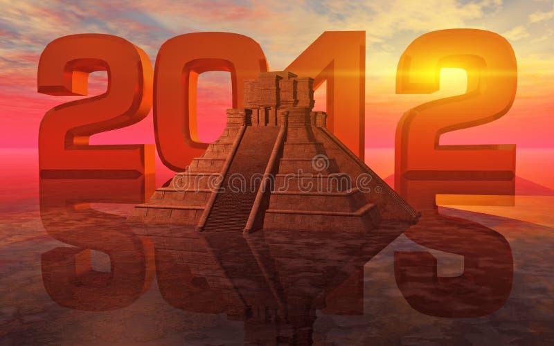 Profecía maya libre illustration