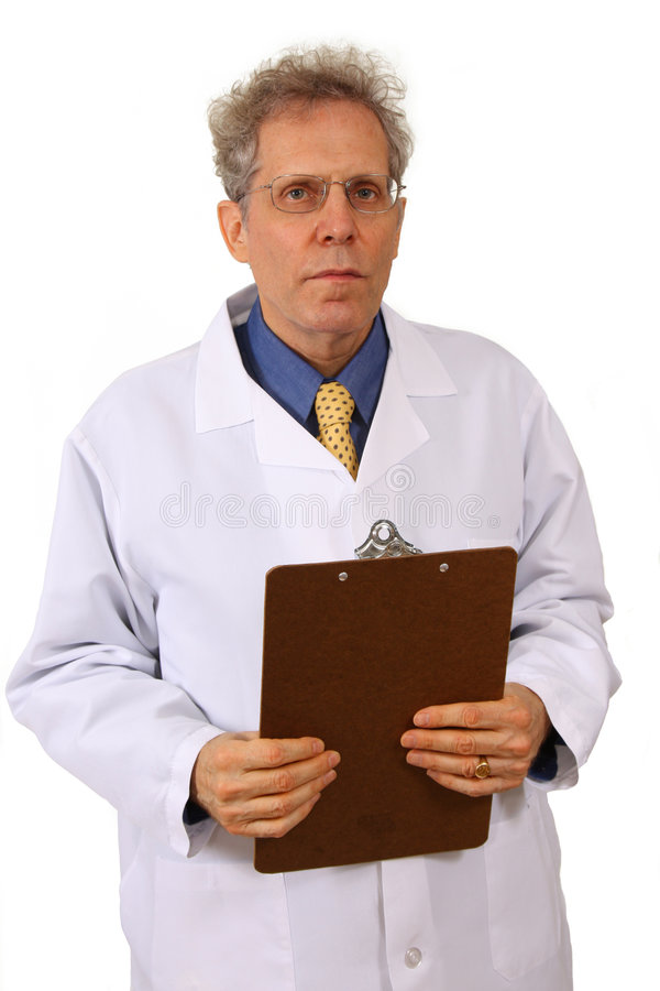 Profesional del cuidado médico imagenes de archivo