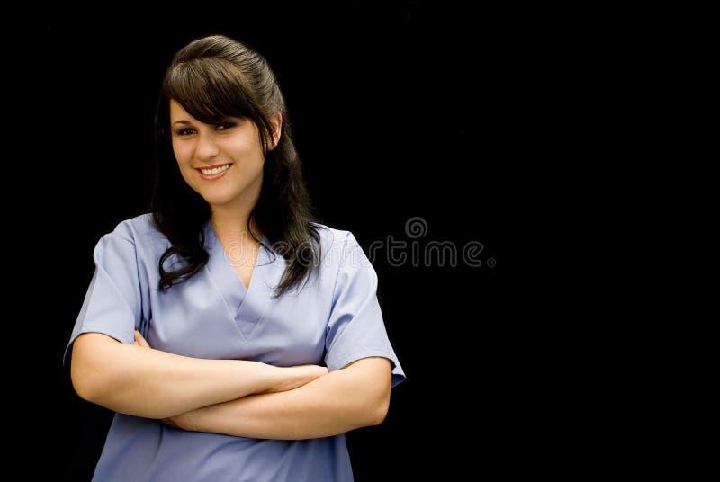 Profesional médico o del laboratorio imagen de archivo