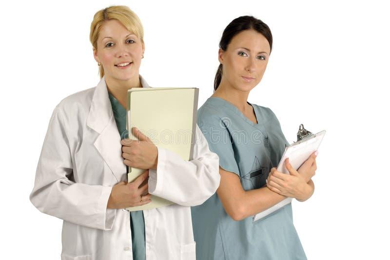 Profesionales médicos imágenes de archivo libres de regalías
