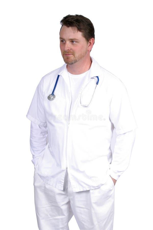 Download Profesjonalista medyczny obraz stock. Obraz złożonej z pielęgnujący - 139757