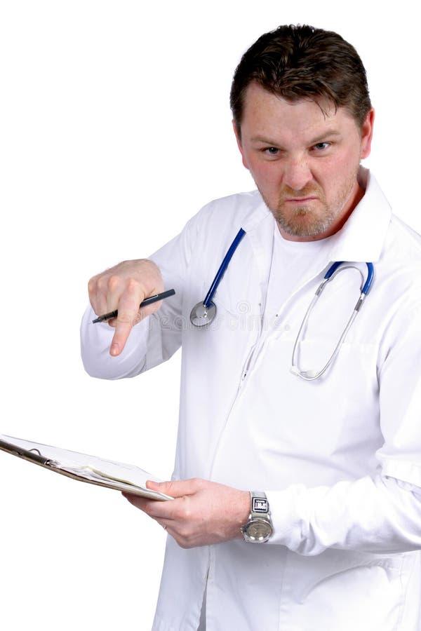 profesjonalista medyczny obrazy stock