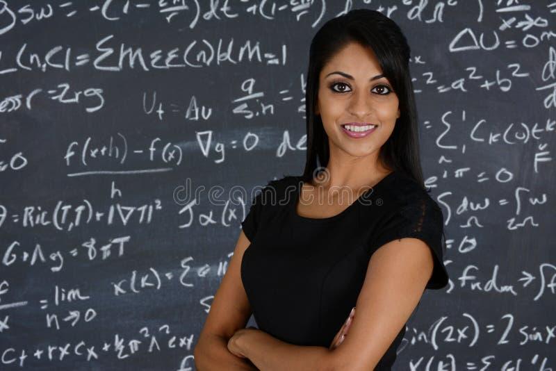 Professeur image stock