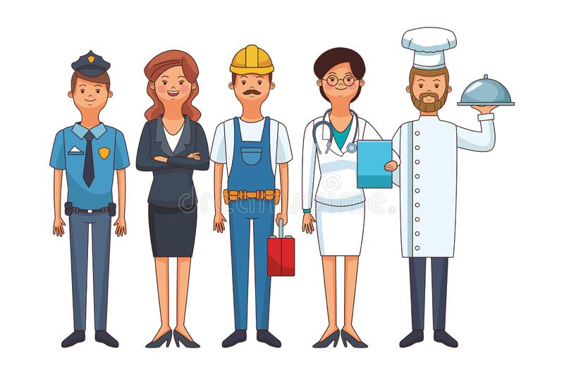 Occupation Chef Stock Illustrations 12 612 Occupation Chef Stock Illustrations Vectors Clipart Dreamstime
