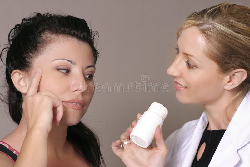 Download Professional Advice stock image. Image of pain, container - 33149