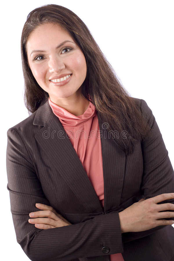 Professional Asian Woman Stock Photo