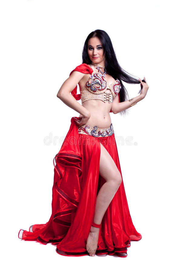 Download Professional belly dancer stock photo. Image of ethnicity - 39504702