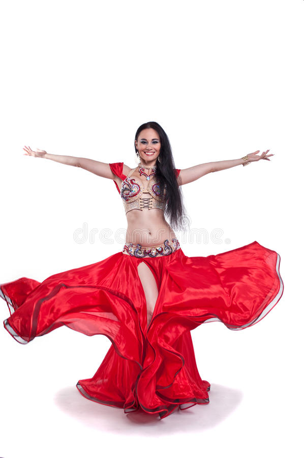 Download Professional belly dancer stock image. Image of belly - 39504783