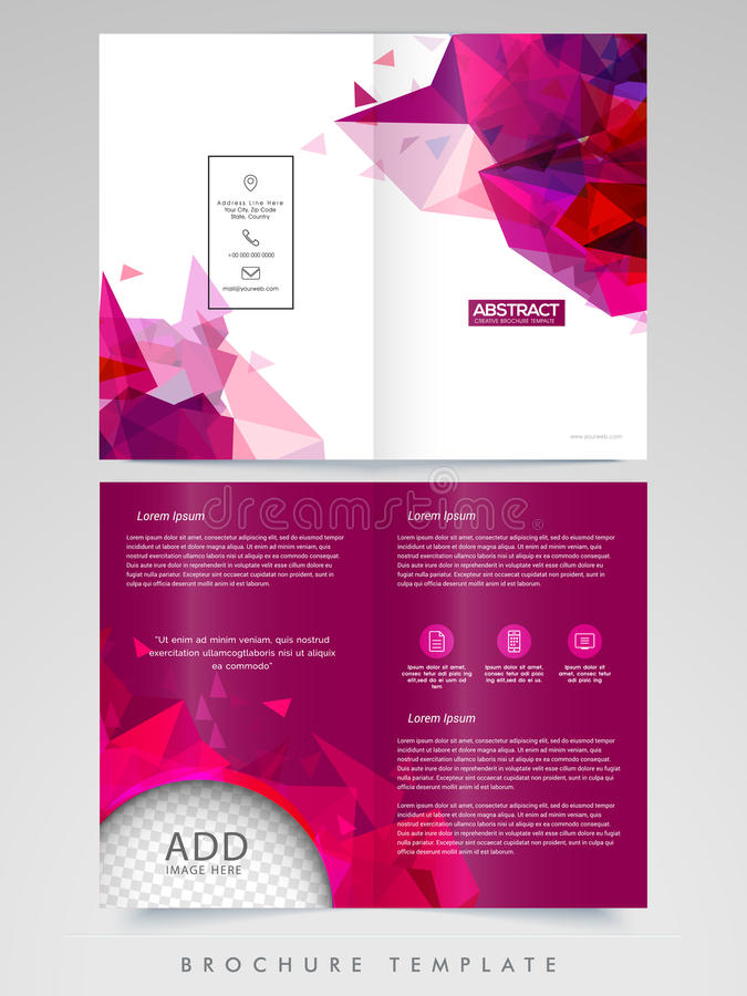 Professional brochure template or flyer design stock image download professional brochure template or flyer design stock image image 66869091 pronofoot35fo Images