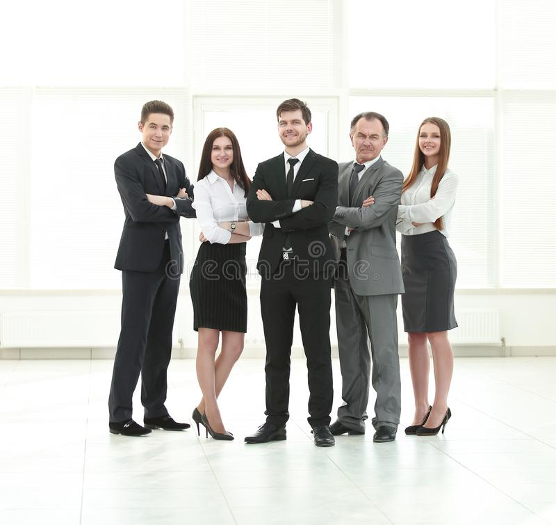 Professional business team.photo in full growth stock photo
