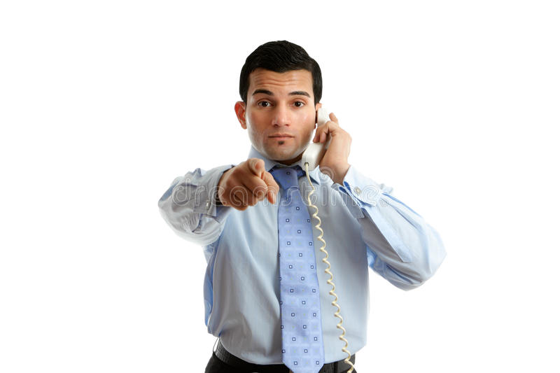 Download Professional Businessman Pointing Stock Photo - Image: 24426700
