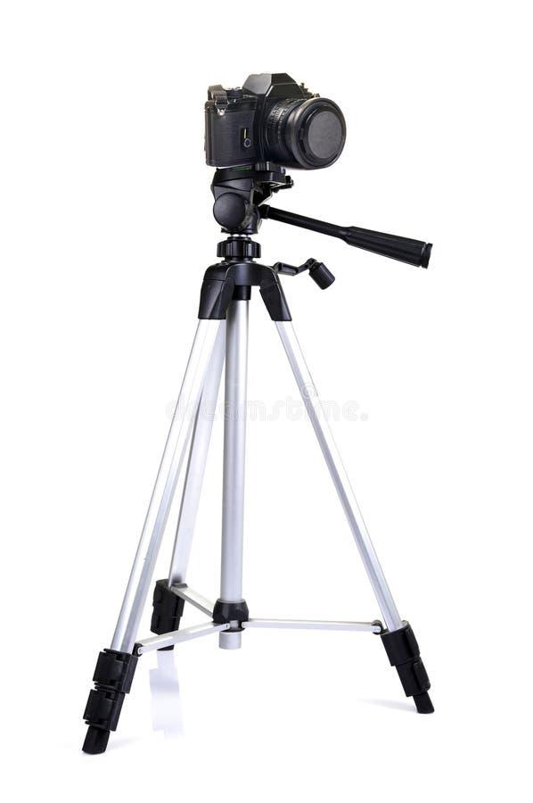 Free Professional Camera On Tripod Stock Photos - 20344933