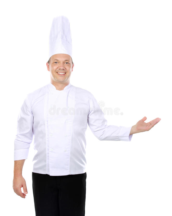 Download Professional Chef Royalty Free Stock Images - Image: 26408249
