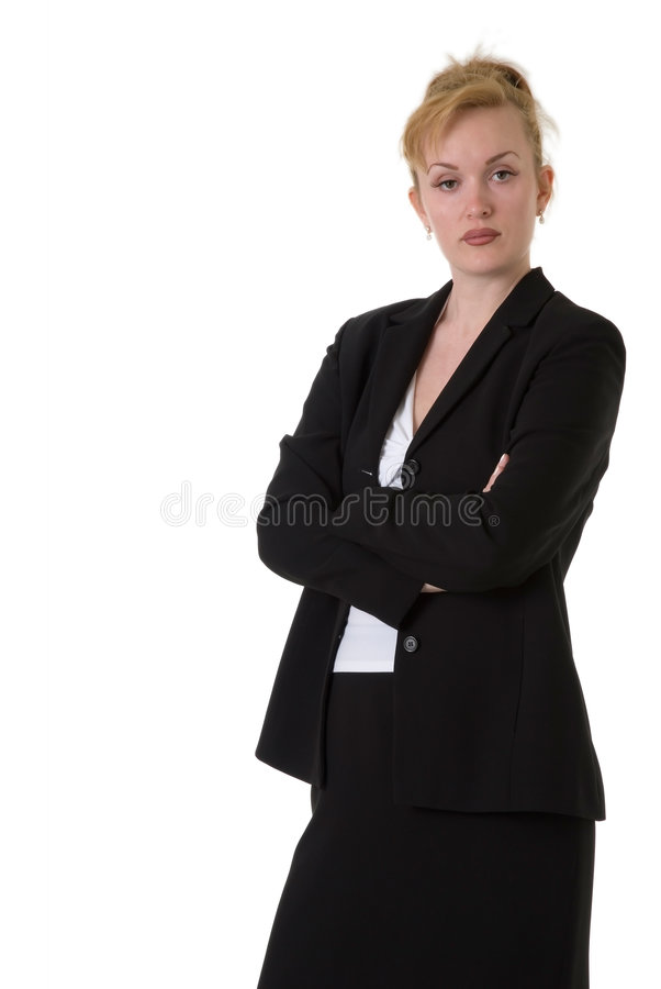 Download Professional Confident Business Woman Stock Photo - Image: 721588