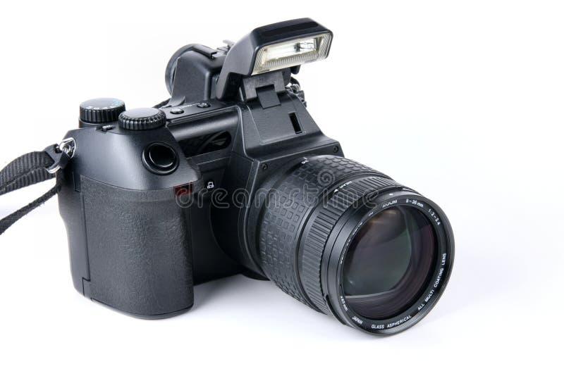 Professional digital camera stock photos