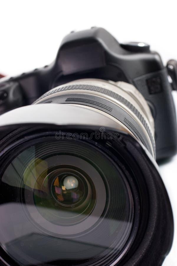 Download Professional Digital Photo Camera Stock Photo - Image: 9850388