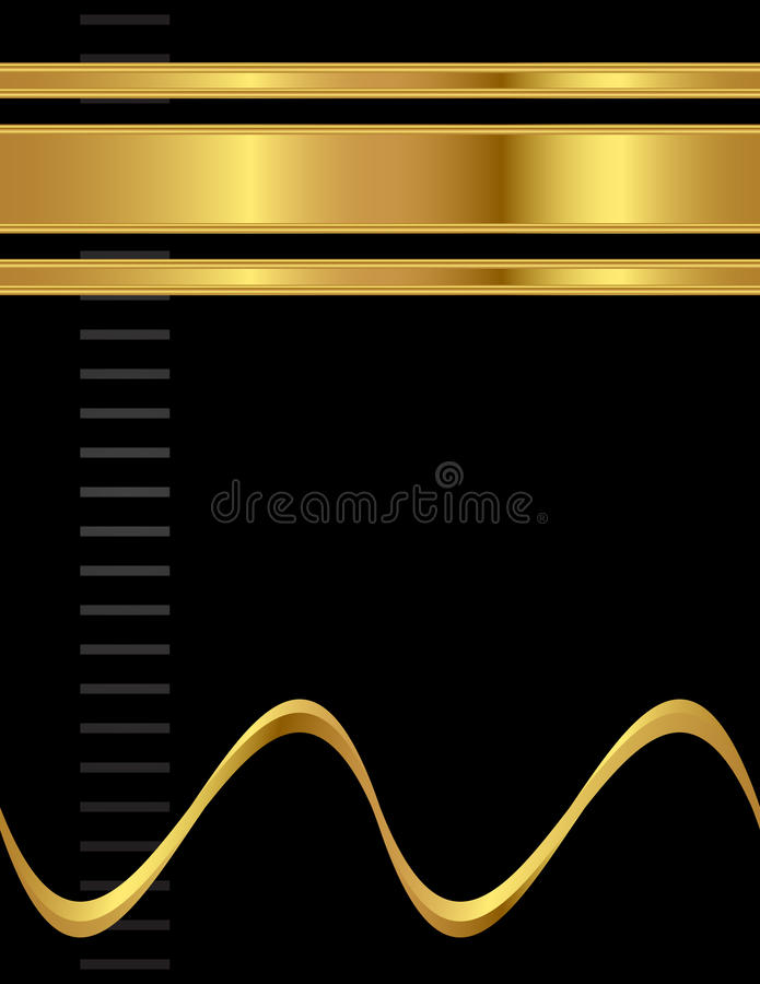 Professional and Elegant Style Vector Background stock illustration