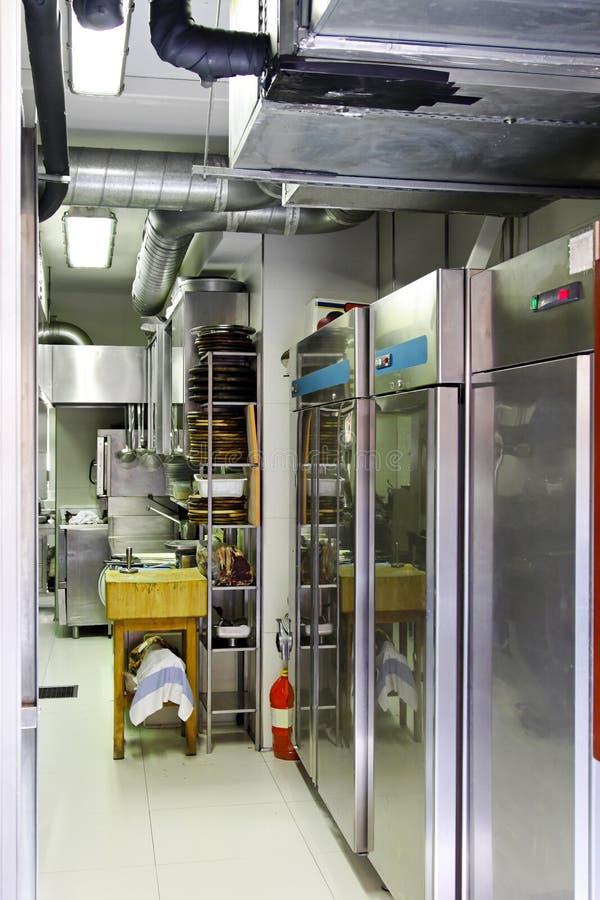Professional fridges royalty free stock photography