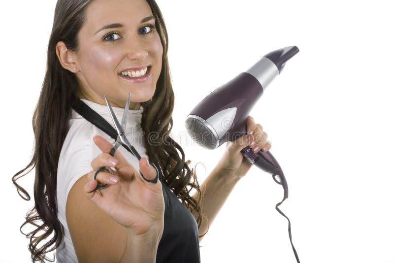 Download Professional  Hairdresser Stock Images - Image: 3077414