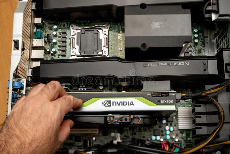 New Nvidia RTX In Dell Precision T7910 Workstation Editorial