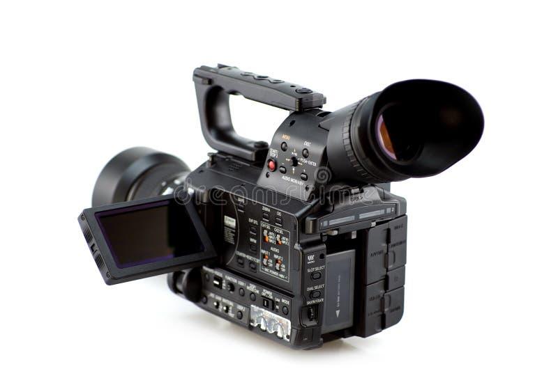 Professional kamera royaltyfri illustrationer