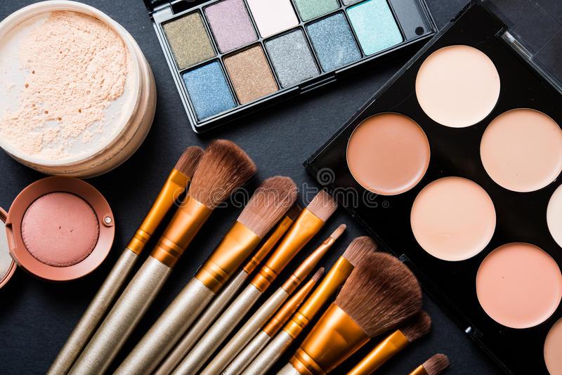Professional Makeup Brushes And Tools, Make-up Products