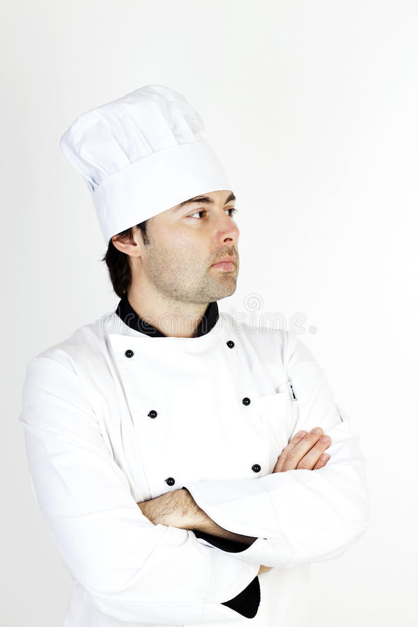 Download Professional male Chef stock photo. Image of adult, white - 22699152